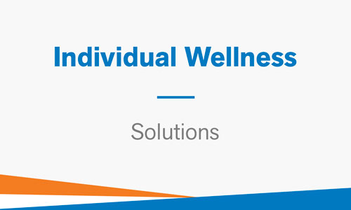 Wellness For Individuals